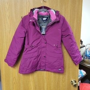 Land's End Winter Jacket 3-in-1 Squall Parka